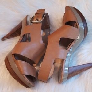 Michael Kors heels.